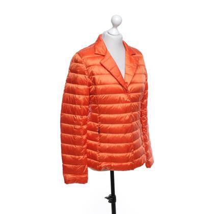 Max Mara Steppjacke in Orange