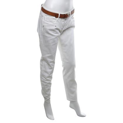 Fabiana Filippi Jeans in white
