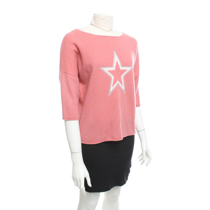 360 Sweater Cashmere sweater with motif