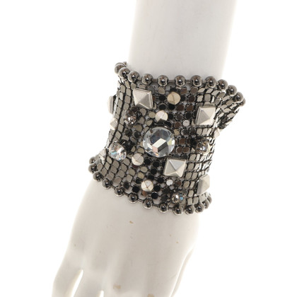 Jimmy Choo for H&M Bracelet avec garniture de pierres précieuses