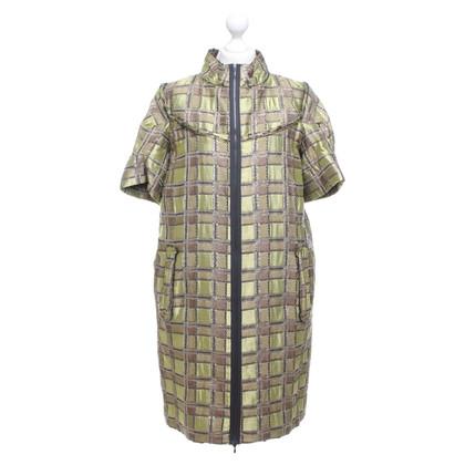 Marni Dress with check pattern