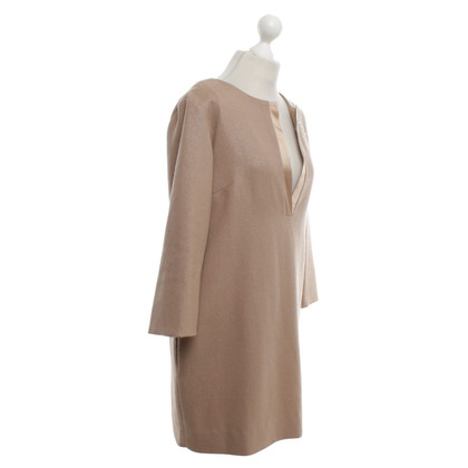 By Malene Birger Kleid in Goldbraun