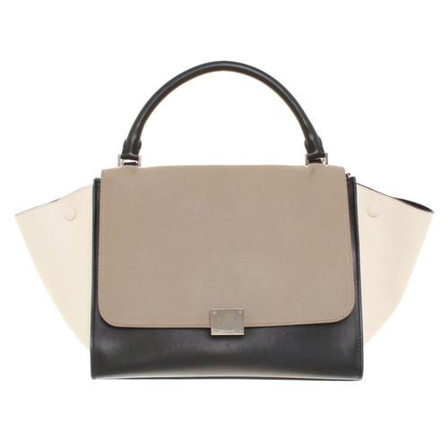 3eb74eab2e0d Céline  Trapeze Bag Medium    - Second Hand Céline  Trapeze Bag ...