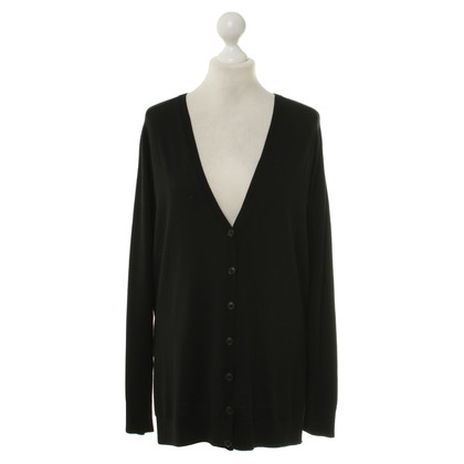 Theory Cardigan in nero