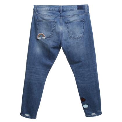 Rich & Royal Jeans in Blau