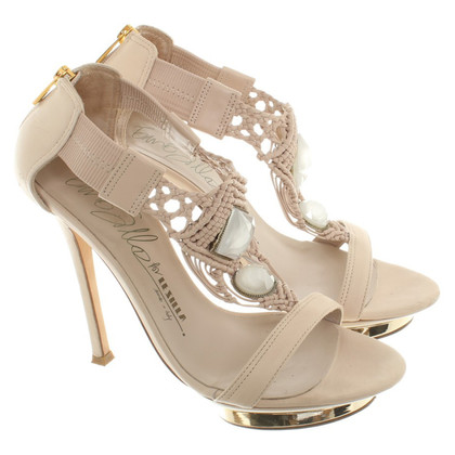 Other Designer Le Silla - Sandals in Beige