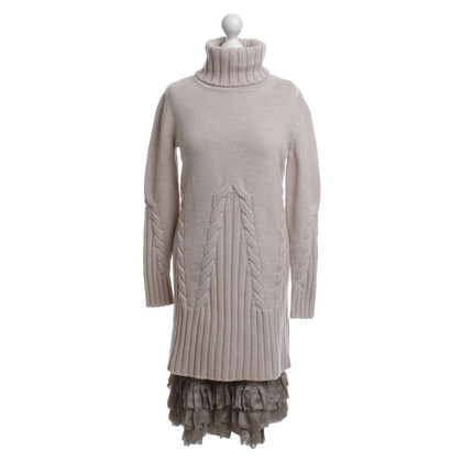 Fendi Langes Strickkleid