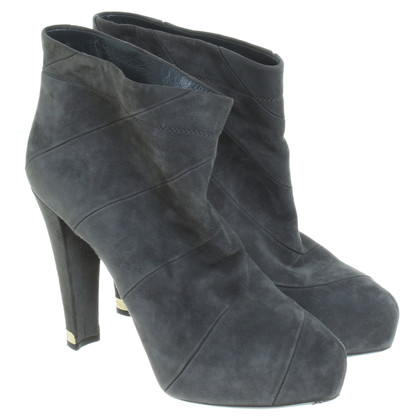 Louis Vuitton Ankle boots anthracite