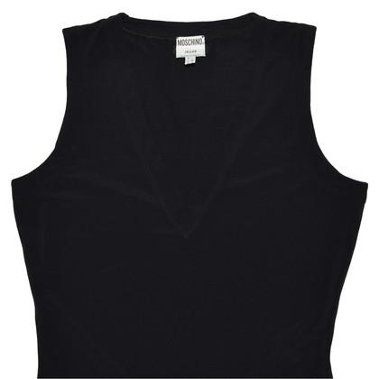 Moschino Black Maxi Dress