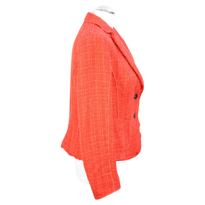 Luisa Cerano Blazer in red