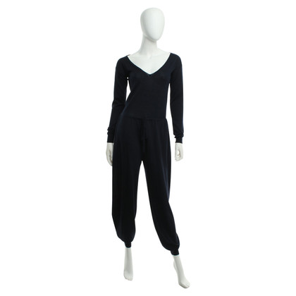 Stella McCartney Jumpsuit in Dunkelblau