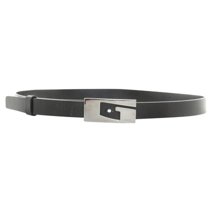 Gucci Black belt