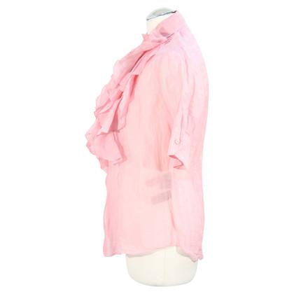 Ralph Lauren Blouse in roze