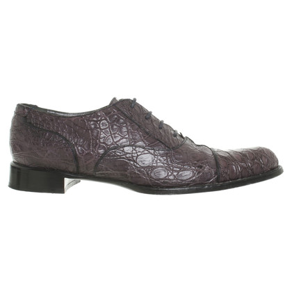 Jil Sander Lace-up shoes in purple