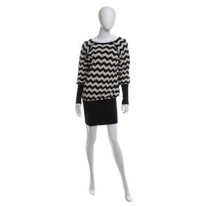 Alice By Temperley Knit dress with pattern