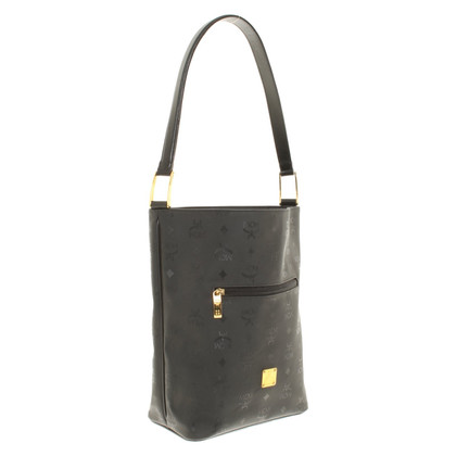 MCM Shopper met Visetos-patroon
