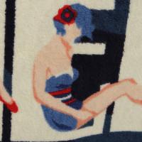 Chanel Beach towel