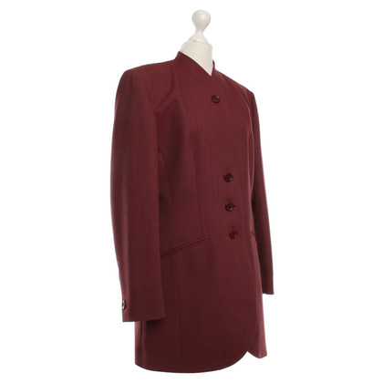 Aigner Frock coat in Bordeaux