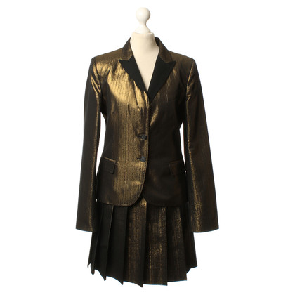 Dolce & Gabbana Costume in oro/metallic