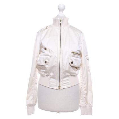 Fay Bomber jacket made of satin