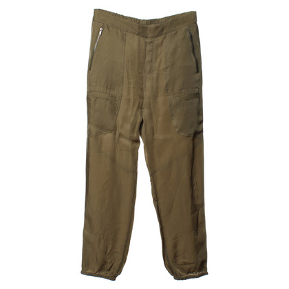 DKNY Pants in olive green