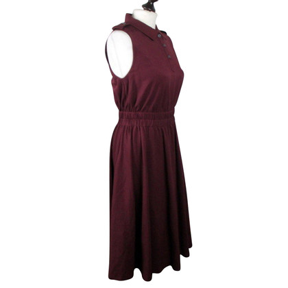Marc Jacobs Misty Merlot Dress