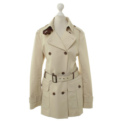 Stefanel Trench coat in beige