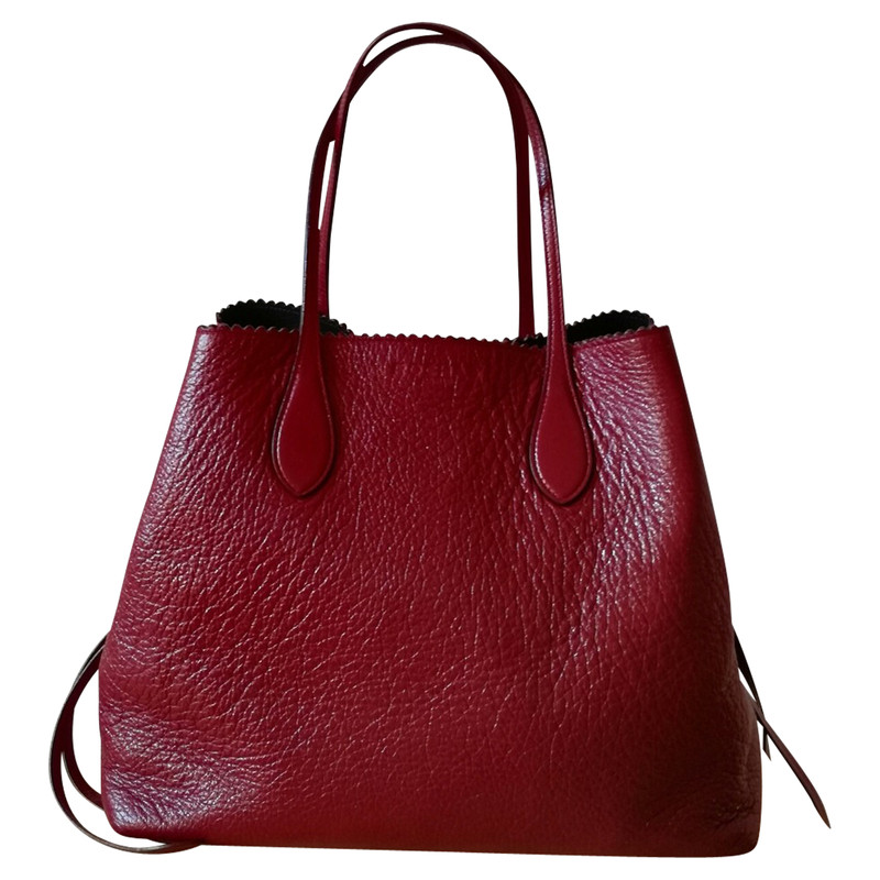 Pre-owned - Leather shoulder bag Rochas sxO1jnFF