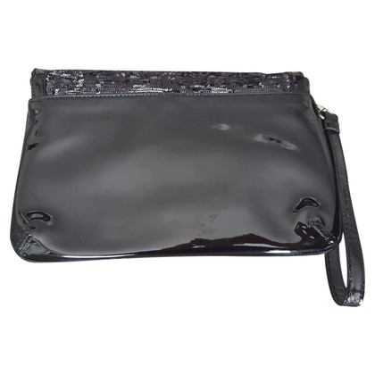 Givenchy clutch lakleder