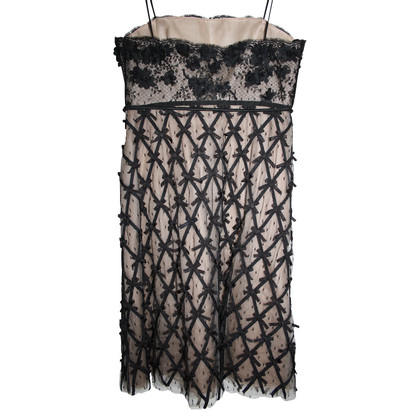 Valentino Black lace dress