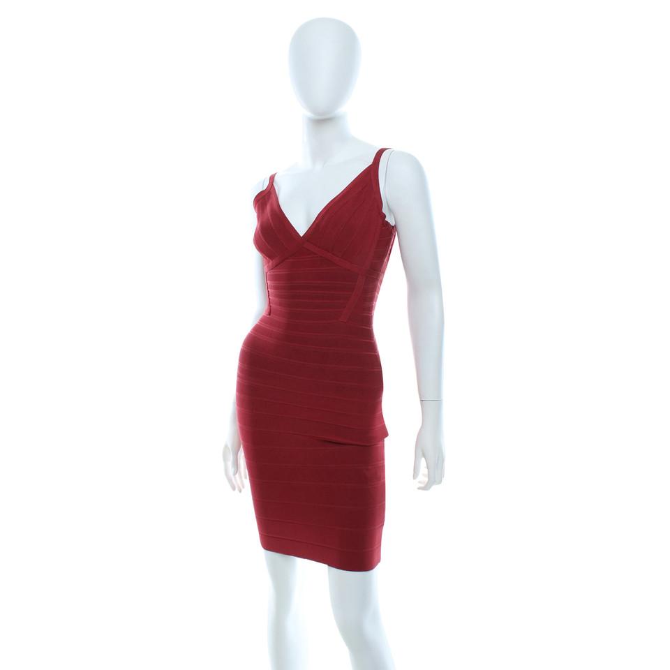 herv l ger kleid in rot second hand herv l ger kleid in rot gebraucht kaufen f r 350 00. Black Bedroom Furniture Sets. Home Design Ideas