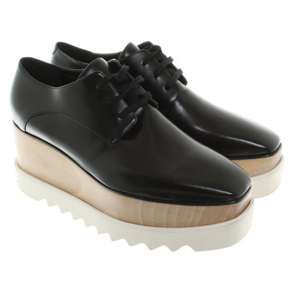 Stella McCartney Lace-ups with plateau