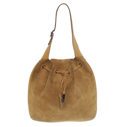 Gucci Handtasche in Ocker