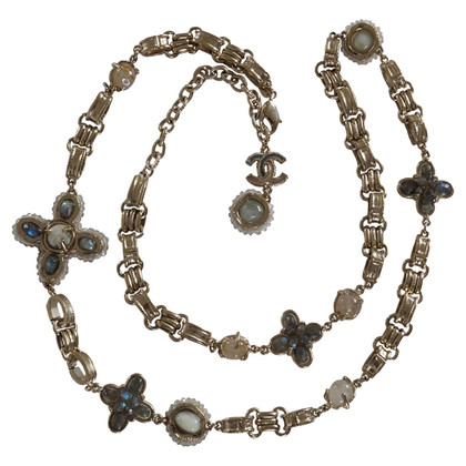 Chanel Necklace with decorative elements
