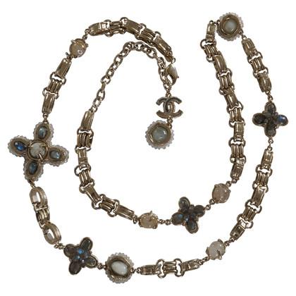 Chanel Halskette mit Schmuckelementen