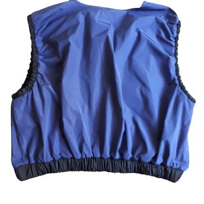Sport Max Top in blu