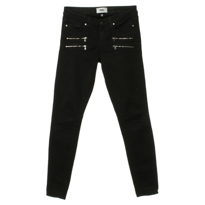 Paige Jeans Skinny jeans in black