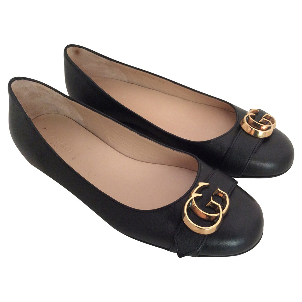 gucci ballerinas second hand gucci ballerinas gebraucht kaufen f r 260 00 874478. Black Bedroom Furniture Sets. Home Design Ideas