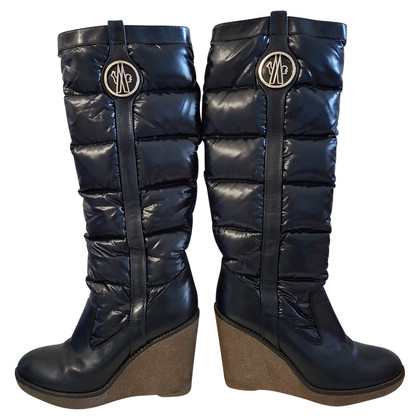 Moncler Hohe Stiefel