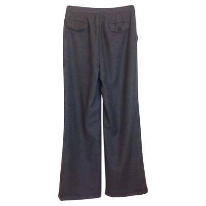 Acne Grey wool trousers