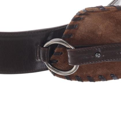 Laurèl Belt in brown