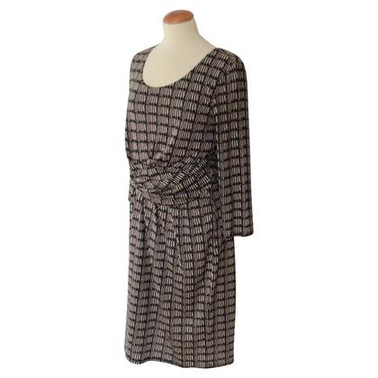 Max Mara Jersey-Kleid mit Print