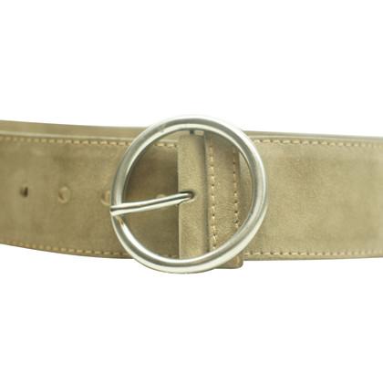 Miu Miu Waist belt in taupe