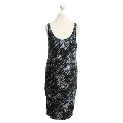 Theory Dress with print