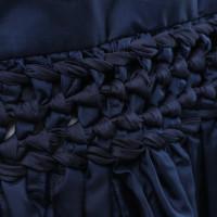 Hoss Intropia Robe en bleu