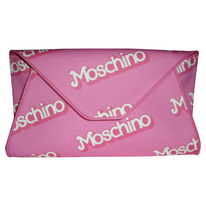 "Moschino ""Barbie clutch"""