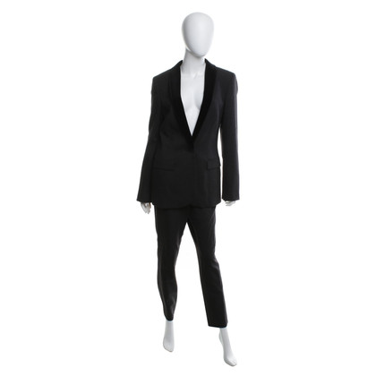Escada Suit in Gray