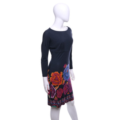 Roberto Cavalli Dress with a floral pattern