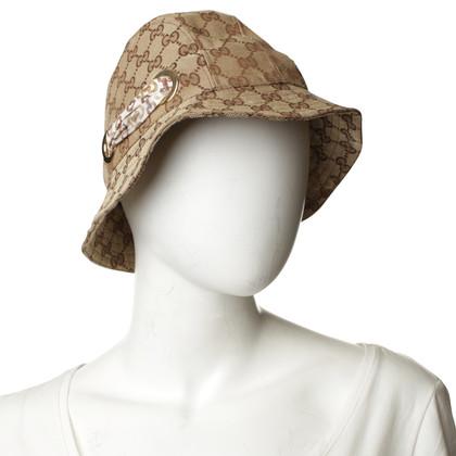 Gucci Visserij hoed met patroon