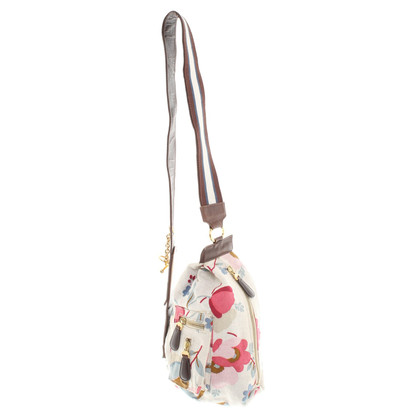 Marni Shoulder bag with floral pattern
